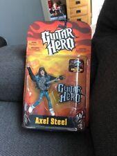 McFarlane Guitar Hero Series 1 Axel Steel Action Figure