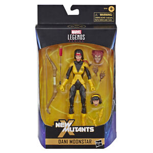 "Marvel Legends 6"" NEW MUTANTS Action Figure - DANI MOONSTAR 3PP"