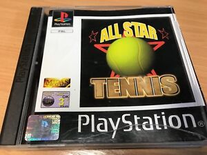 All Star Tennis - PS1 GAME