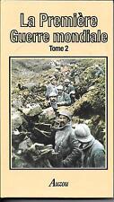 COFFRET 5 DVD ZONE 2--DOCUMENTAIRE--LA PREMIERE GUERRE MONDIALE TOME 2