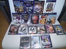 JUEGOS PS2 PLAY STATION 2 CALL OF DUTY GTA GOD OF WAR STAR SPIDERMAN 3 PAL ESP