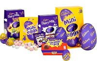 Easter Chocolate Hamper Treat Box, Sweet Treats/Sweet Gifts/Easter Gift