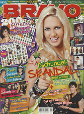 BRAVO 06/02.02.2011 Poster Rihanna + BIG TIME RUSH + MILEY CYRUS + ANDREA