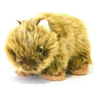 🤎 NEW Bocchetta Plush Toys Mini Wombat FREE EXPRESS SHIPPING AUSTRALIA POST
