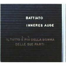 FRANCO BATTIATO - INNERES AUGE. IL TUTTO E' PIU' DELLA