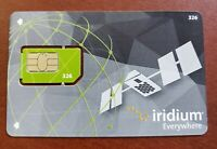 Iridium Satellite Phone / IridiumGO! POSTPAID SIM Card (No Airtime)   DEALER