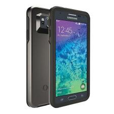OtterBox SYMMETRY Hard Shell Snap Cover Case for Samsung Galaxy Alpha Black NEW