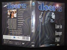 DVD THE DOORS / LIVE IN EUROPE 1968 /