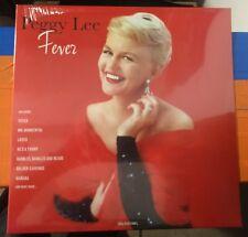 Peggy Lee-Fever LP Vinile Rosso Still Sealed 2018 Notnow Vinyl Germany