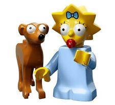 Lego Minifigures Serie The Simpsons 2 Minifigura Maggie 71009 New, 100% Original