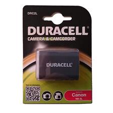 Duracell DRC2L Ersatz Akku für Canon Nb2l