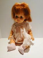 "Vintage 1972-1973 Ideal Baby Crissy Doll 23"" With Growing Hair"