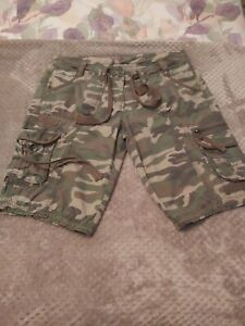 New look shorts size 10