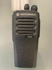 NEW CP200D UHF 403-470 MHz IP54 Digital Motorola 5 Watts two way radioFAST SHIP
