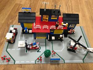 LEGO 6391 CARGO CENTER WITH INSTRUCTIONS READ DESCRIPTION