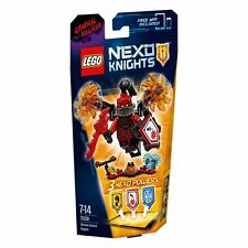 BRAND NEW LEGO NEXO KNIGHTS ULTIMATE GENERAL MAGMAR 70338 SEALED