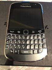 BLACKBERRY BOLD 9900 BLACK BRAND NEW MOBILE PHONE UNLOCKED SIM FREE