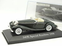 Mercedes Benz 540K Special Roadster 1936, Scale 1:43 by Altaya