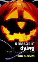 (Good)-A Lesson in Dying (A&B Crime) (Paperback)-Cleeves, Ann-0749004126