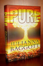 Pure, Julianna Baggott * Cemetery Dance * Signed & Numbered Limited 1st Edition