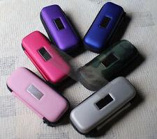 Cool Electronic Cigarette Case E-cigarette Carry Pouch Zip Kit Bag for eGo E-cig