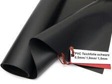 SIKA Premium PVC Teichfolie 0,5 mm / 1,0mm / 1,5 mm - Größe: 2 m² bis 200 m²
