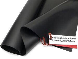 Sika Premium PVC Bâche pour Étang 0,5 MM /1,0mm /1,5 MM - Taille:2 M ² À 200 M²