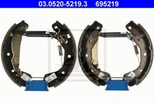 Bremsbackensatz für Bremsanlage Hinterachse ATE 03.0520-5219.3