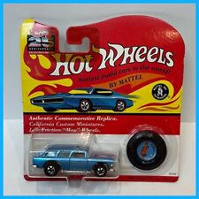 """1993 HOT WHEELS 25th ANNIVERSARY SERIES 'BLUE NOMAD"""""""
