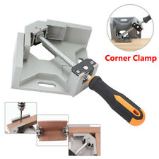 90° Aluminium Right Angle Clamp Single Handle Photo Frame Corner Clip