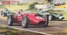 1958 FERRARI D246 AND VANWALL VW(57)s, REIMS F1 cover
