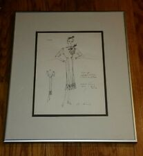 1920s Ethel Rabin Fashion Design Original Print Great Gatsby 7393 Berkley Studio