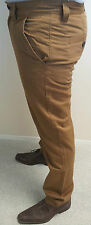 Pantalon Canterbury  Summer Classic Marron Neuf Taille L W34 FR44 Valeur 75€