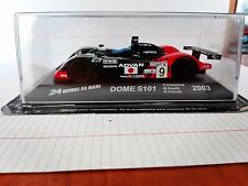 DOME S 101    24 HORAS LE MANS   2003   IXO 1/43 NEW