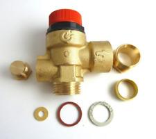 Glow Worm Express 80 & 100 Pressure Relief Valve PRV 3 Bar 2000800149 800149