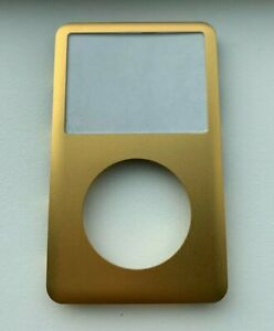 Ipod Classic Gold Front Faceplate Cover Housing 80GB 120GB 160GB 6th 7th Gen