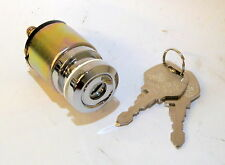 THIN IGNITION SWITCH FOR HARLEY DAVIDSON FX, FXR AND XL