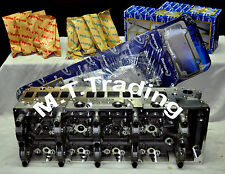 Mitsubishi Pajero 4M41 / 4M41T Cylinder Head KIT 4cy inc. Bolts, VRS, valves