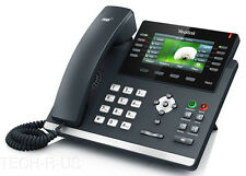 Yealink SIP-T46G_AC SIP HD Voice IP Phone - Includes Power Supply