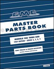 repair manuals \u0026 literature for gmc 100 for sale ebay wiring diagram cartoons schematics online