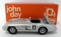 John Day 1/43 Scale White Metal - JD10 Mercedes Benz 300 SLR #19