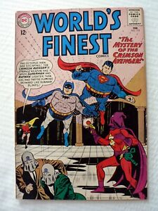 World's Finest Comics #131 SILVER AGE (1963) Superman Batman Aquaman RARE