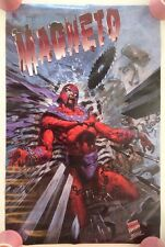 """Magneto II Marvel Poster #223 Rare Painted 1996 22"""" X 34"""""""
