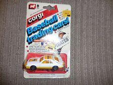CORGI Baseball Trading Cars Pirates 1982 2 Stickers