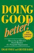Doing Good Better-ExLibrary