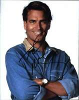 Ted Mcginley authentic signed celebrity 8x10 photo W/Cert Autograph 728