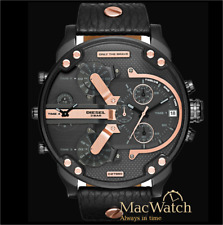 Diesel Herren Uhr DZ7350 Mr. Daddy 2.0, Ø 57mm NEU OVP
