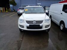 VOLKSWAGEN TOUAREG VEHICLE WRECKING PARTS 2015 ## V000260 ##
