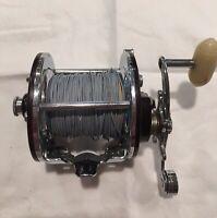 Vintage Penn Peer No. 209 Trolling Reel Fishing  Very Nice