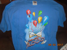 01-01-0000 Millennium Happy New Year 2000 Miami Beach Fl Florida Adult Shirt
